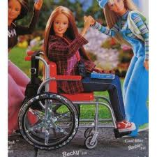 wheelchair barbie